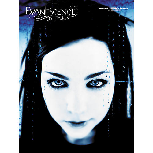 Alfred Evanescence Fallen Guitar Tab Songbook