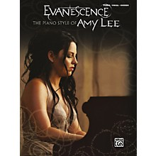 Alfred Evanescence: The Piano Style of Amy Lee (Piano, Vocal, and Chords Book)