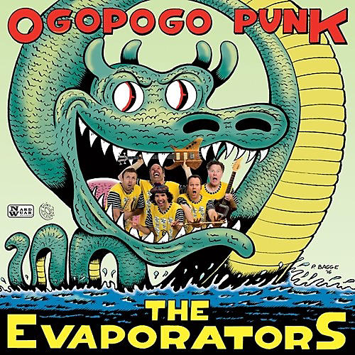 Alliance Evaporators - Ogopogo Punk