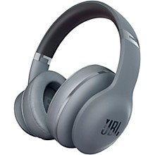 Open Box JBL Everest 700 Wireless Bluetooth Around-Ear Headphones Gray Refurbished