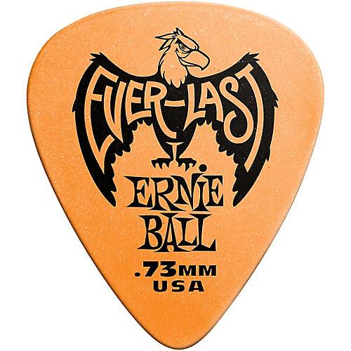 Ernie Ball Everlast Delrin Picks 12 Pack .73 mm 12 Pack