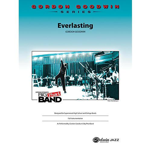 Alfred Everlasting Gordon Goodwin Jazz Band Grade 5 Set
