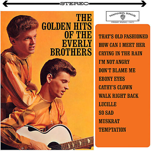 Alliance Everly Brothers - The Golden Hits Of The Everly Brothers
