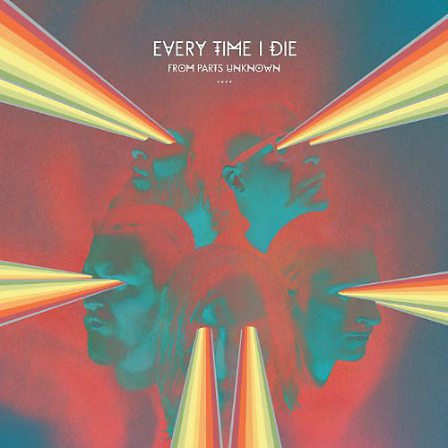 Alliance Every Time I Die - From Parts Unknown