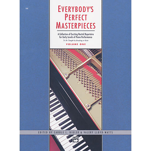 Alfred Everybody's Perfect Masterpieces Volume 1