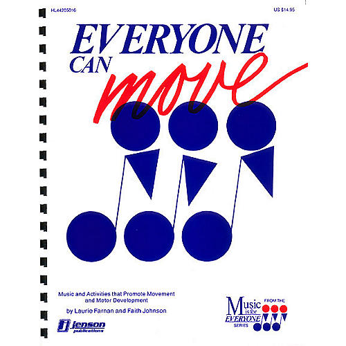 Hal Leonard Everyone Can Move (Collection for Special Learners) ShowTrax CD Composed by Laurie Farnan