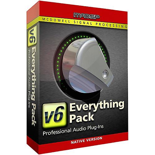 McDSP Everything Pack Native v6