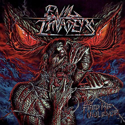 Alliance Evil Invaders - Feed Me Violence