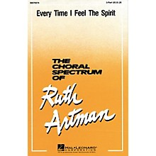 Hal Leonard Ev'ry Time I Feel the Spirit (2-Part and Piano) 2-Part arranged by Ruth Artman