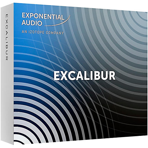 Exponential Audio Excalibur Stereo Multi-Effects Plug-In