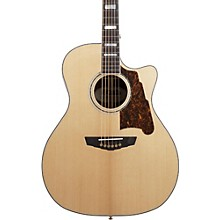 Excel Gramercy Acoustic-Electric Guitar Natural
