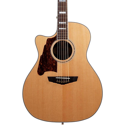 D'Angelico Excel Gramercy Left-Handed Acoustic-Electric Guitar
