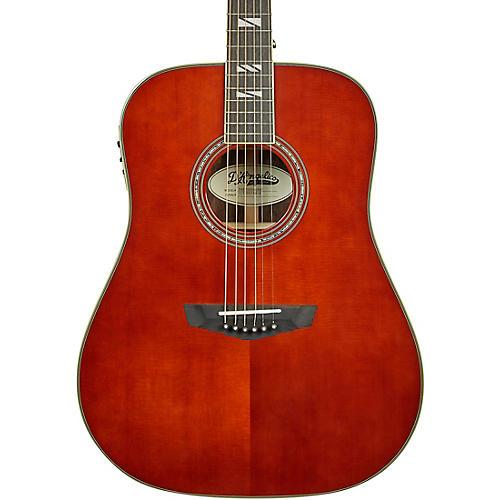 D'Angelico Excel Lexington Dreadnought Acoustic-Electric Guitar