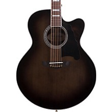 Excel Madison Acoustic-Electric Guitar Grey Black