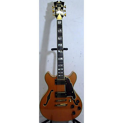Danelectro Excel Mini DC Hollow Body Electric Guitar