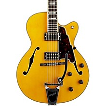 D'Angelico Excel Series 175 Hollowbody Electric Guitar with Bigsby B-30