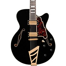Open Box D'Angelico Excel Series EX-SS Semi-Hollowbody Electric Guitar with Stairstep Tailpiece