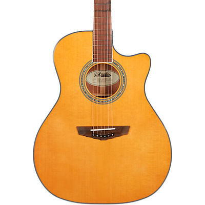 D'Angelico Excel Series Gramercy XT Grand Auditorium Acoustic-Electric Guitar