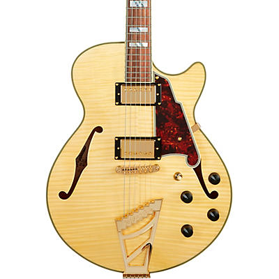 D'Angelico Excel Series SS Semi-Hollow Electric Guitar with Stairstep Tailpiece