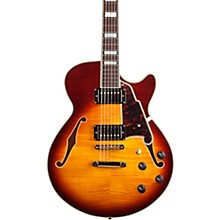 Open BoxD'Angelico Excel Series SS Semi-Hollow Electric Guitar with Stopbar Tailpiece