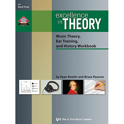 KJOS Excellence In Theory Book 3