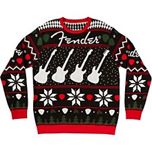 Fender Exclusive Holiday Sweater