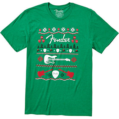 Fender Exclusive Holiday T-Shirt