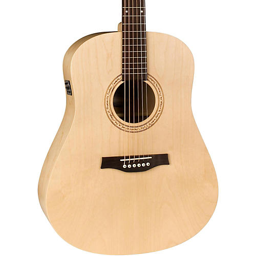 seagull excursion sg isys acoustic electric guitar musician 39 s friend. Black Bedroom Furniture Sets. Home Design Ideas