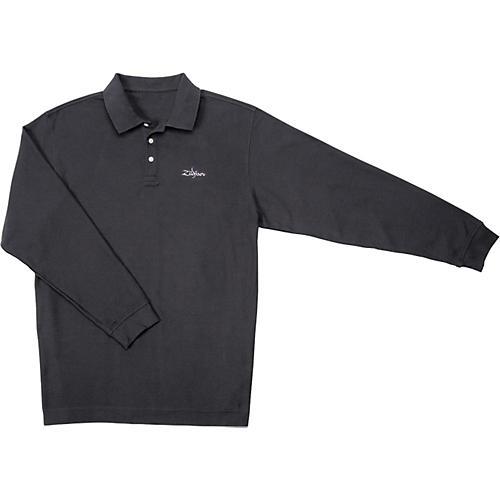 Zildjian Executive Long Sleeve Polo