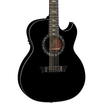 Dean Exhibition 12-String Thin body Acoustic-Electric Guitar