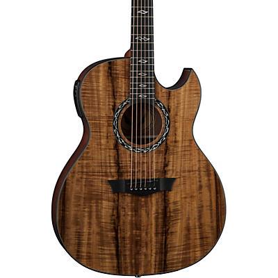 Dean Exhibition Koa Acoustic-Electric Guitar