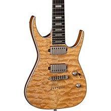 Dean Exile Quilt Top with Floyd Electric Guitar