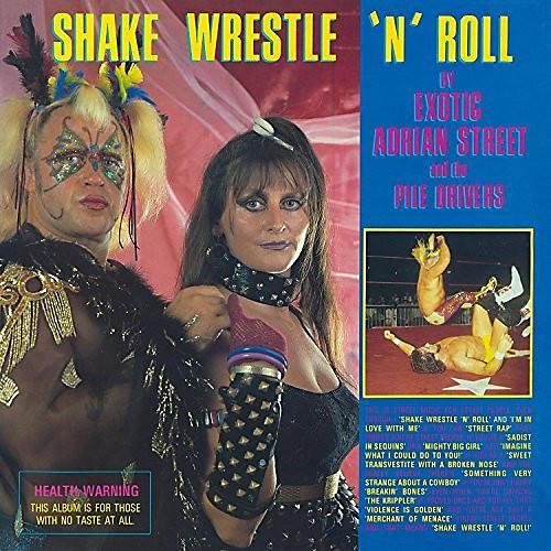 Alliance Exotic Adrian Street & Pile Drivers - Shake Wrestle 'N' Roll