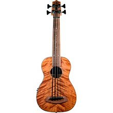 Kala Exotic Mahogany Fretless Acoustic-Electric U-BASS