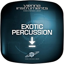 Vienna Instruments Exotic Percussion Full