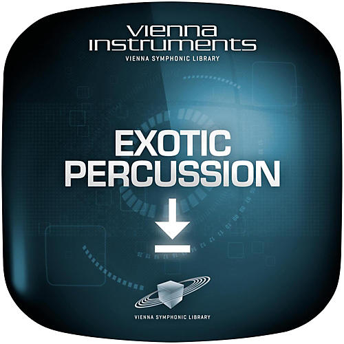 Vienna Instruments Exotic Percussion Standard