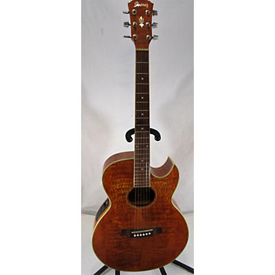 Ibanez Exotic Series AES10E-AM Acoustic Electric Guitar