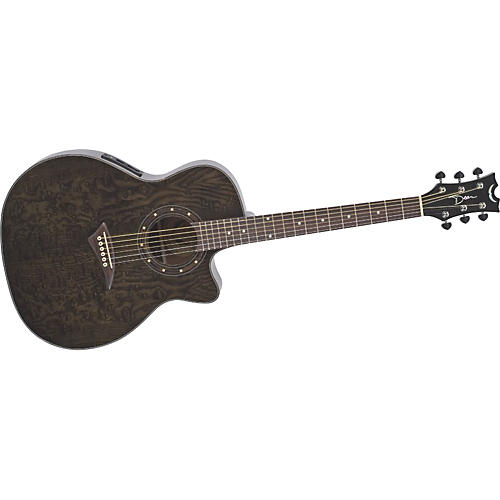 Dean Exotica Quilted Ash Acoustic-Electric Guitar