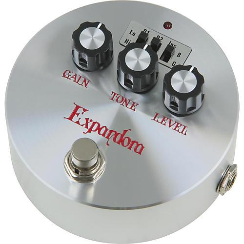 Bixonic Expandora EXP-2000R Distortion Guitar Effects Pedal