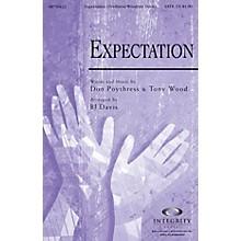 Integrity Choral Expectation Accompaniment CD Arranged by BJ Davis