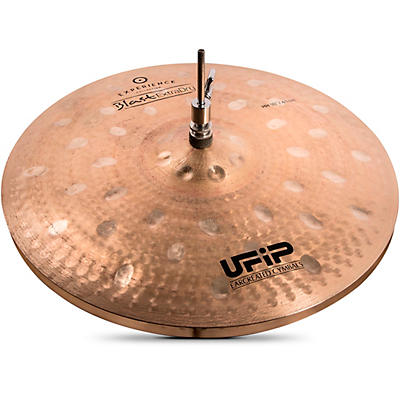UFIP Experience Series Blast Extra Dry Hi-Hat Cymbals