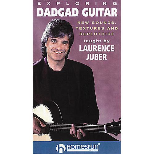 Hal Leonard Exploring DADGAD Guitar Video