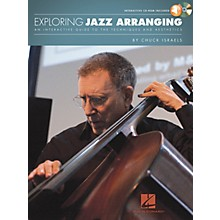 Hal Leonard Exploring Jazz Arranging Jazz Instruction Series Softcover with disk