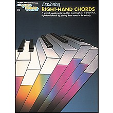 Hal Leonard Exploring Right Hand Chords E-Z Play E6