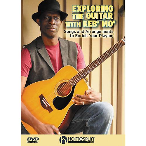 Homespun Exploring The Guitar With Keb Mo Dvd With Tab