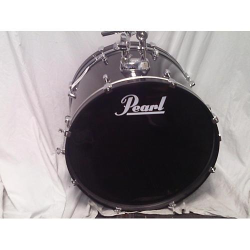 Pearl Export Series 4 Pc Drum Kit Black