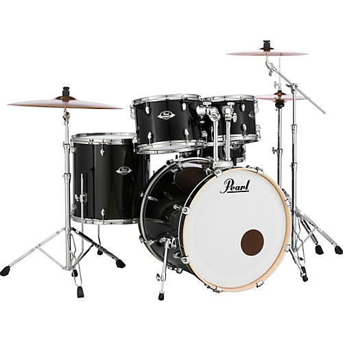 pearl export standard 5 piece drum set with hardware musician 39 s friend. Black Bedroom Furniture Sets. Home Design Ideas