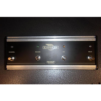 Mesa Boogie Express 4-Button Footswitch Footswitch