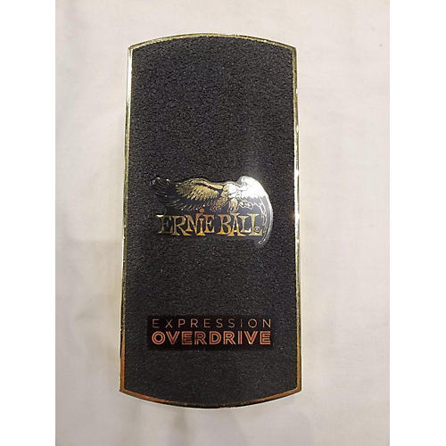 Ernie Ball Expression Overdrive Effect Pedal