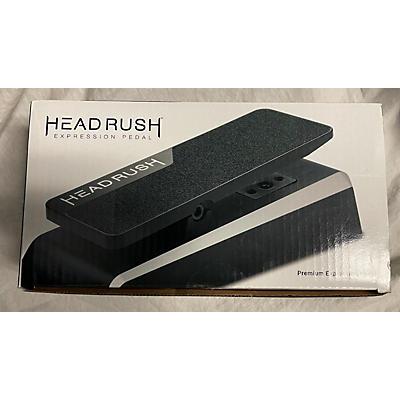 HeadRush Expression Pedal Pedal